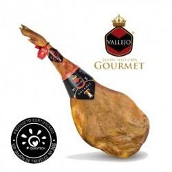 Jamón Gourmet Vallejo de 17...