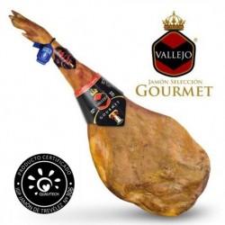Jamón Gourmet Vallejo más...
