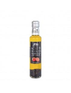 Aceite con tomate